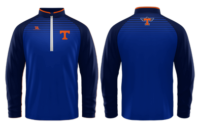 Timpview Sublimated 1/4 Zip Jacket #2