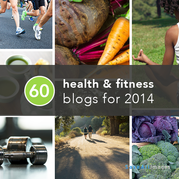 60 Must-Read Health And Fitness Blogs For 2014