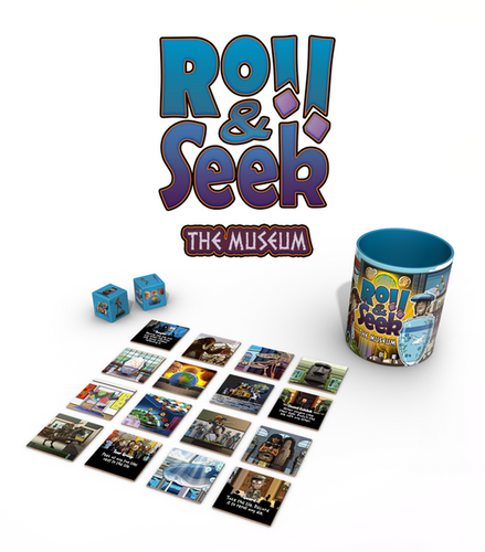 Roll & Seek: The Museum (Pre-order)