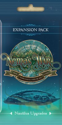 Nemo's War: Nautilus Upgrade Pack (Pre-order)