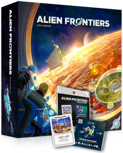Alien Frontiers (5th Edition) Deluxe Bundle
