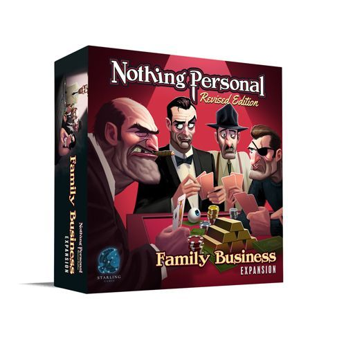 Nothing Personal: Family Business Expansion (Pre-order)
