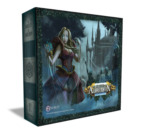 HEXplore It: The Forests of Adrimon (Pre-order)