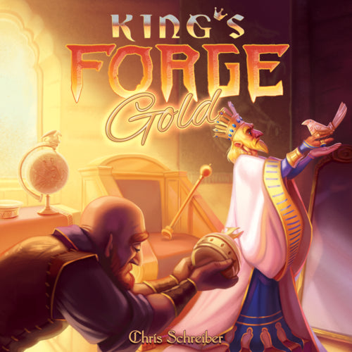 King's Forge: Gold