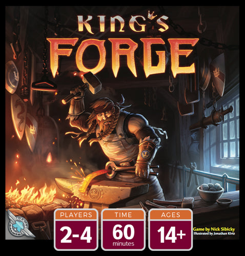 King's Forge Gold Bundle (Pre-order)