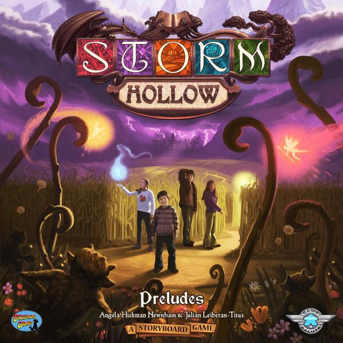 Storm Hollow: Limited Edition Treasury Collection
