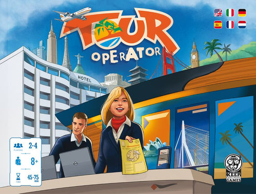 Tour Operator Deluxe Bundle