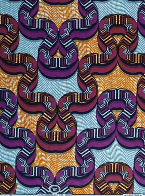 VLISCO SUPER WAX-VSW28