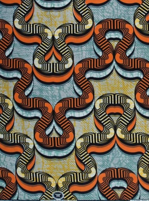 VLISCO SUPER WAX-VSW27