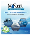 No Scent Carpet, Bedding and Apholstery Odor Eliminator & Cleaner