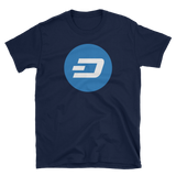 Dash DASH Color Premium T-Shirt -  - mycryptoneat.com crypto apparel merch