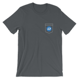 Dash DASH Pocket Color Deluxe T-Shirt -  - mycryptoneat.com crypto apparel merch