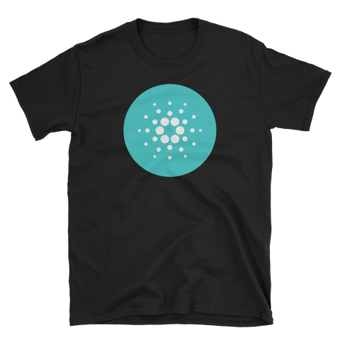 Cardano ADA Color Premium T-Shirt -  - mycryptoneat.com crypto apparel merch