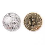 Bronze Bitcoin BTC Collectible Physical Coin - Coin - mycryptoneat.com crypto apparel merch