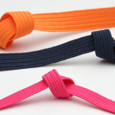 FUJIYAMA RIBBON Elastic Cord approx.8mm 9.14 Meters Roll