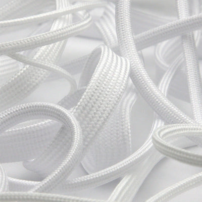 FUJIYAMA RIBBON Polyester Spindle Cord approx.2mm 9.14 Meters Roll White