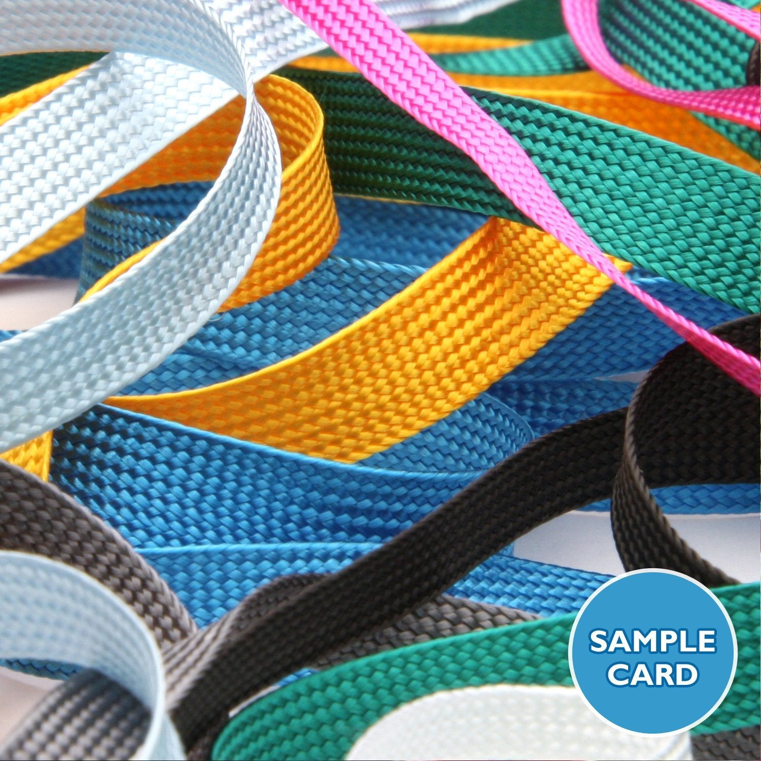 FUJIYAMA RIBBON Sample Card Rayon Trimming Braid (FY-18842)