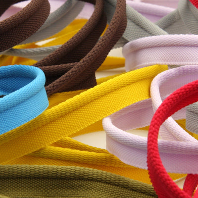FUJIYAMA RIBBON Soft Stretch Piping 8mm 9.14 Meters Roll