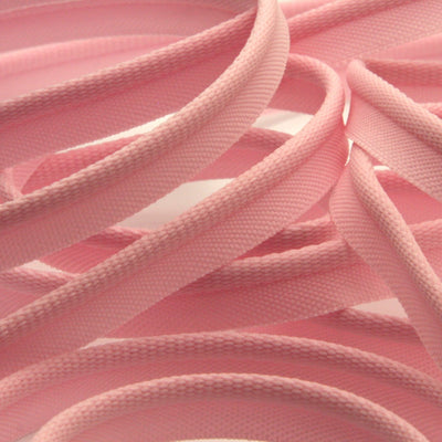 FUJIYAMA RIBBON Soft Stretch Piping 8mm 9.14 Meters Roll Light Pink