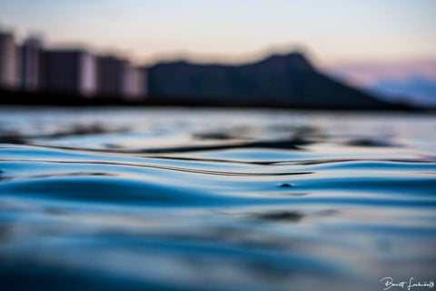 Diamond Head - Seascapes