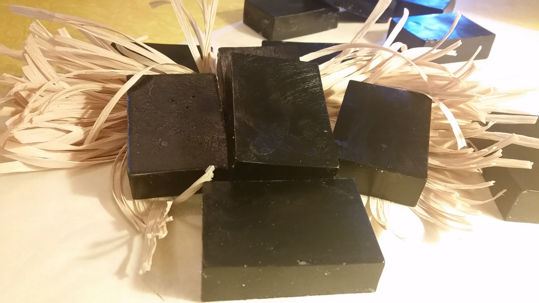 Charcoal Cleansing  Bar - Sisters Soap Kitchen