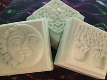 Load image into Gallery viewer, Handmade Goat Milk Soap Set of 3 - Sisters Soap Kitchen