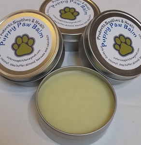 Handmade, natural, puppy paw balm! - Sisters Soap Kitchen