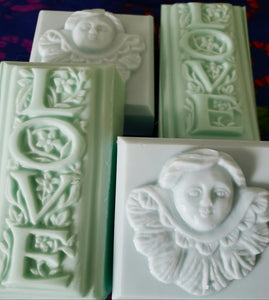 Handmade Goat Milk Soap Set of 3 - Sisters Soap Kitchen