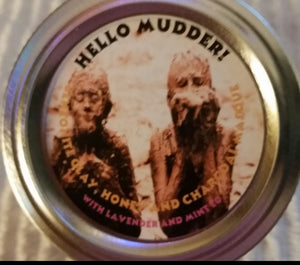 The Dynamic Duo!! Hello Mudder Masque and Charcoal  Soap! - Sisters Soap Kitchen