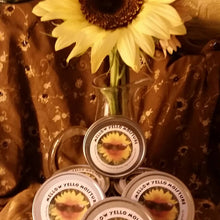 Load image into Gallery viewer, Lively Lemongrass! A set of 4 Lemongrass and Sage Goat Milk Soap and 1 tin, Mellow Yello Moisture. - Sisters Soap Kitchen