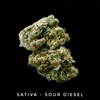 Sour D - Sativa - by Old Pal
