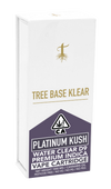 Tree Base Klear- Platinum Kush Vape Cartridge .5g