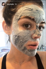 bubble mask beautyduty lucy hale