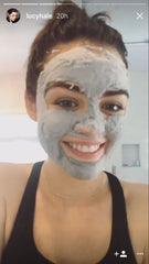 beautyduty bubble mask lucy hale