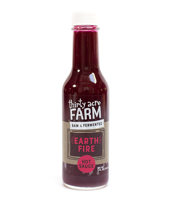 Earth Fire Hot Sauce