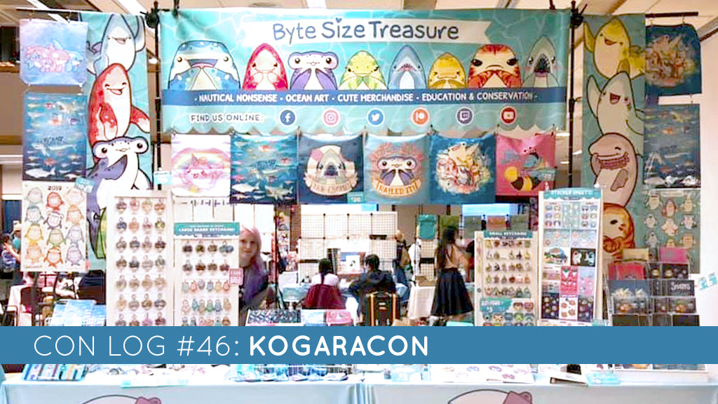 Convention Log 46: Kogaracon!