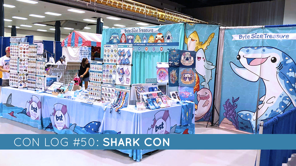 Convention Log 50: SharkCon