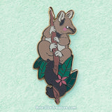 Brushtail Possum Charity Enamel Pin
