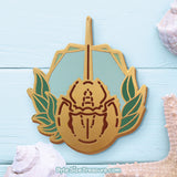 Horseshoe Crab Enamel Pin