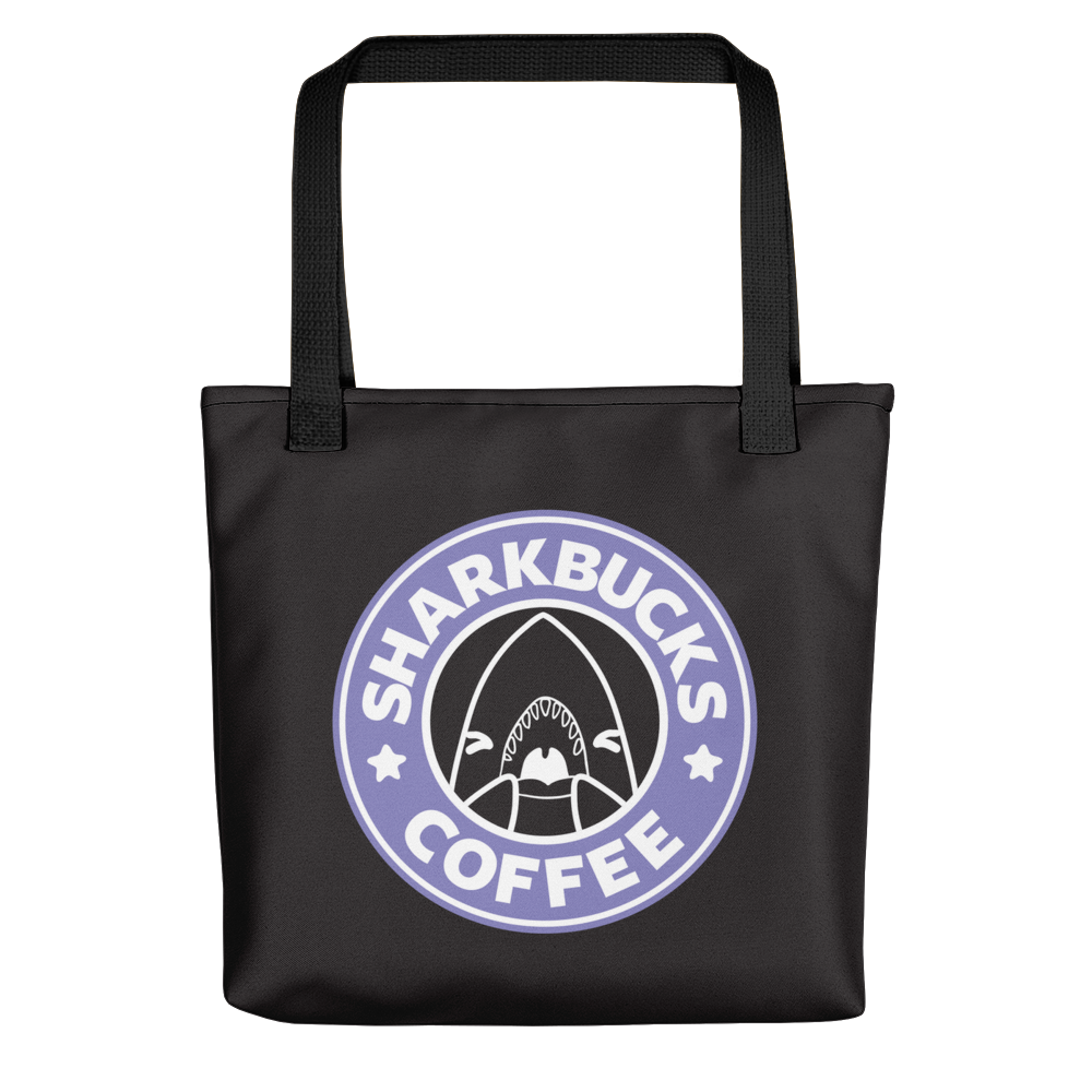 Sharkbucks \\ Tote Bag