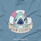 Jawesome \\ Short-Sleeve Adult Unisex T-Shirt