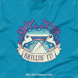 Krillin' It \\ Short-Sleeve Adult Unisex T-Shirt