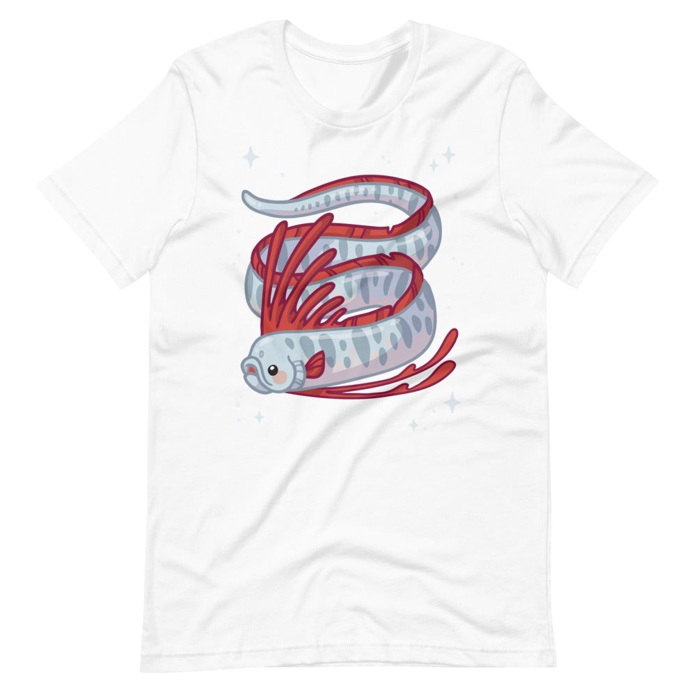 Deep Sea Oarfish \\ Short-Sleeve Adult Unisex T-Shirt