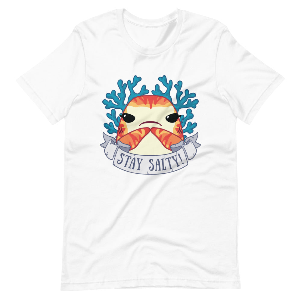 Stay Salty \\ Short-Sleeve Adult Unisex T-Shirt