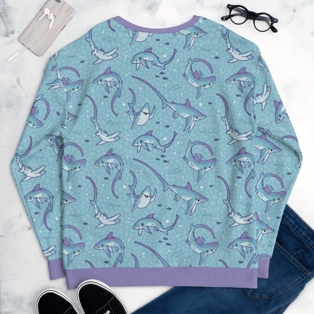 Thresher Shark \\ Sweatshirt