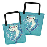 Whale Shark \\ Tote Bag