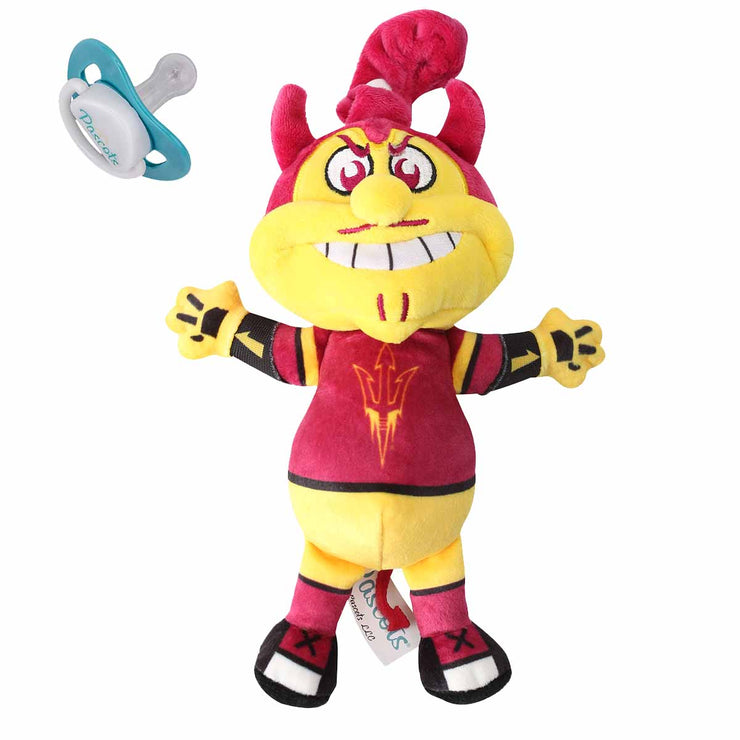 Arizona State - Sparky the Sun Devil Pacifier Holder COMING SOON