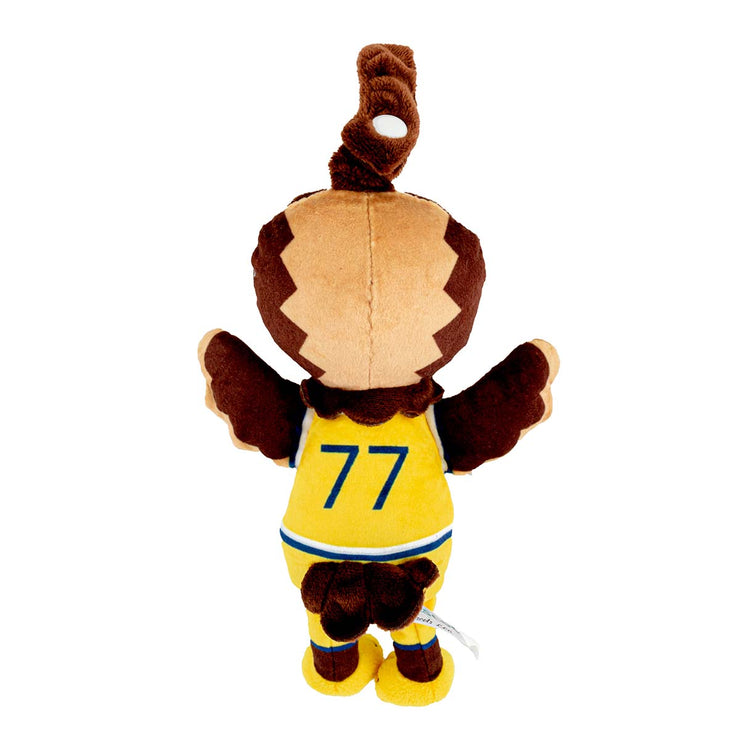 Marquette Golden Eagles Iggy Mascot Pacifier Holder Plush Toy