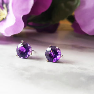 Essential 4.20CT Round Studs
