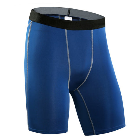 Compression Tights Pro - Blue - Modern Soccer Club